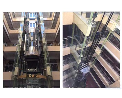 甘肃室外观光电梯